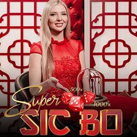 Super Sic Bo & Dragon Tiger