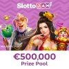 Drops & Wins, with a €500,000 Prize Pool!