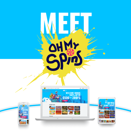 OhMySpins is here! And it's going to be a hell of a ride!