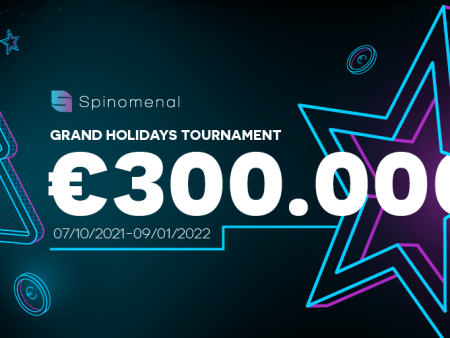 Join Playouwin Casino now in the Spinomenal tournament promotion!