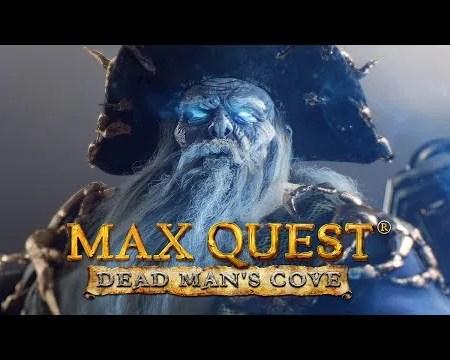 Betsoft: Max Quest: Dead Man´s Cove