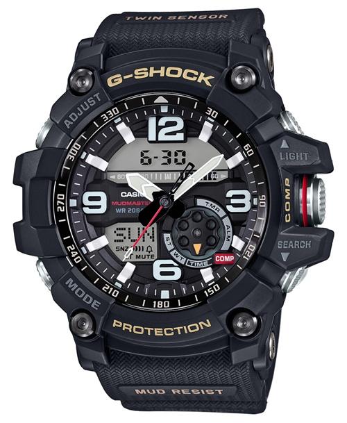 Đồng hồ nam G Shock GG-1000-1A bộ 3 cảm biến