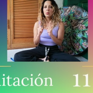 Meditación para ser abierto y relajado - 11 minutos de Yoga y Meditación. Tips de Aurora - youtube