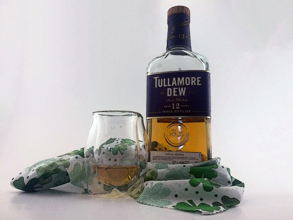 Tullamore Dew Cover