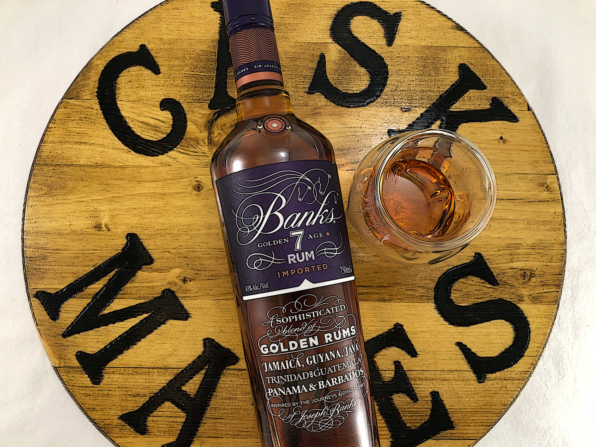 Banks Golden Age 7 Rum