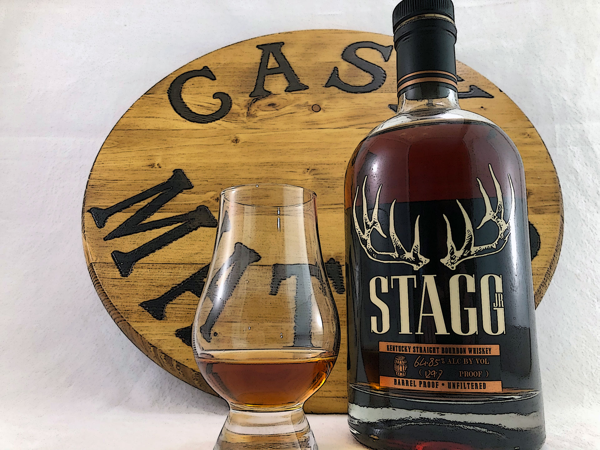 Stagg Jr. Bourbon