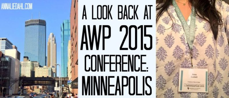 A look back at AWP 2015 Conference: Minneapolis