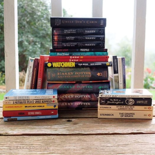 Read More Books: How to Track and Set Reading Goals