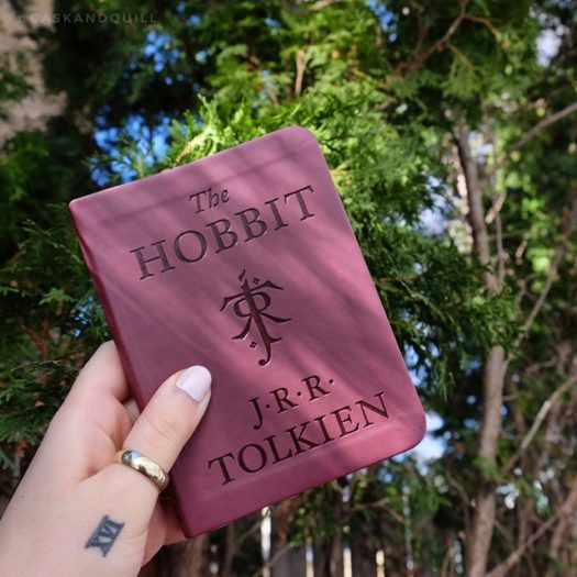 The Hobbit pocket deluxe edition