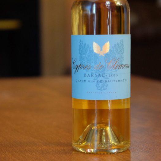 Sauternes, Arbor gold