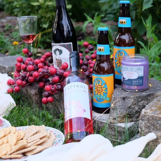Midsummer Night's Dream Party, beer and wine