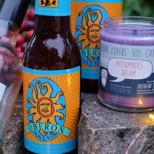 Midsummer Night's Dream Party, Bell's Oberon beer