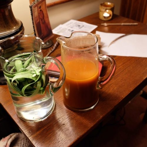 pumpkin juice, gilly water, Harry Potter party