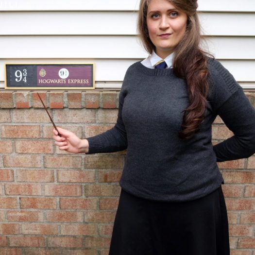 DIY Hogwarts School Uniform, Inspired by Harry Potter