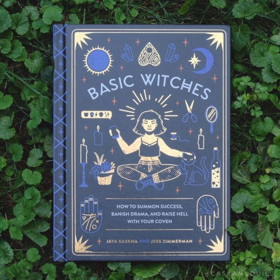 Basic Witches book, Quirk Books