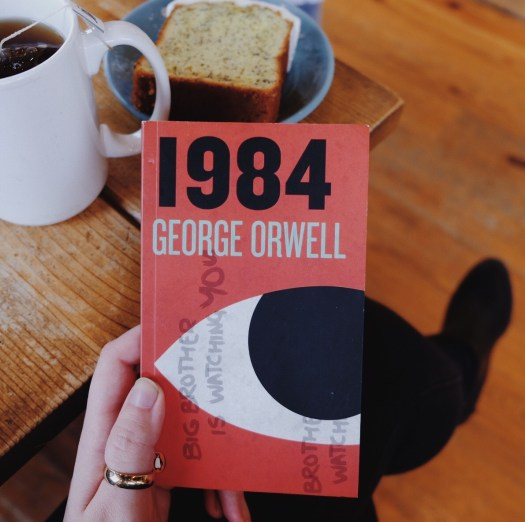 1984, George Orwell Penguin cover