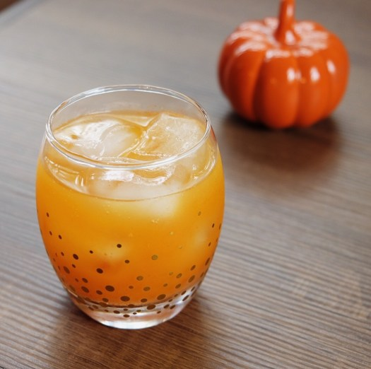 Harry Potter pumpkin fizz recipe
