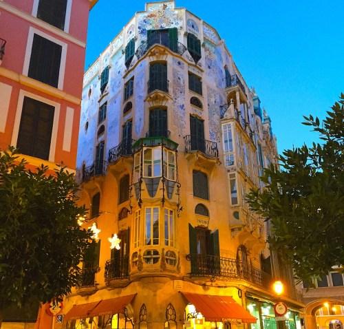 Palma Modernisme Haus