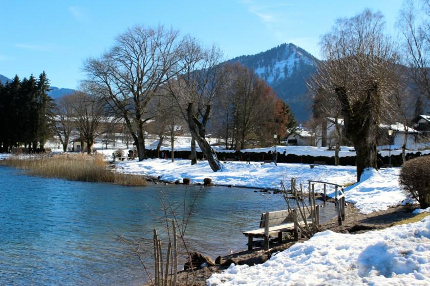 Tegernsee Ufer