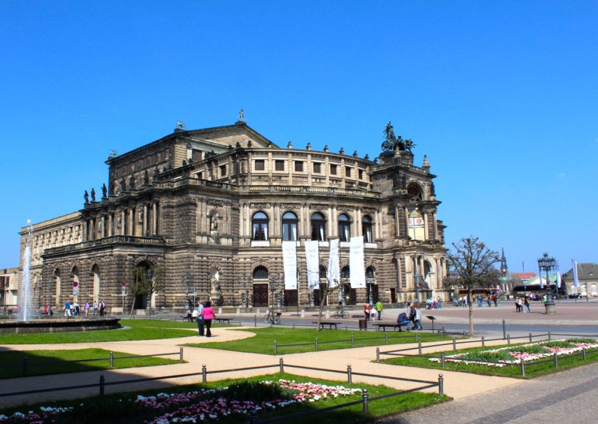 Semperoper Dresden Tag
