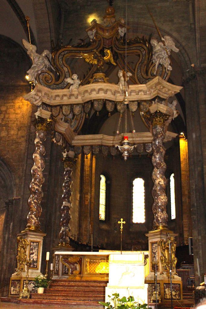 Trento_Kathedrale_Hochaltar