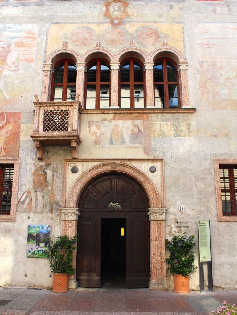 Trento_Palazzo