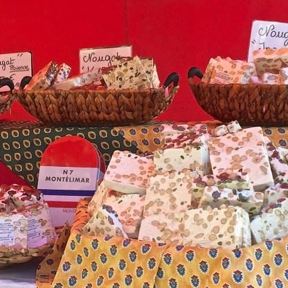 ... und zum Dessert etwas Nougat aus Frankreich ... (© casowi)
