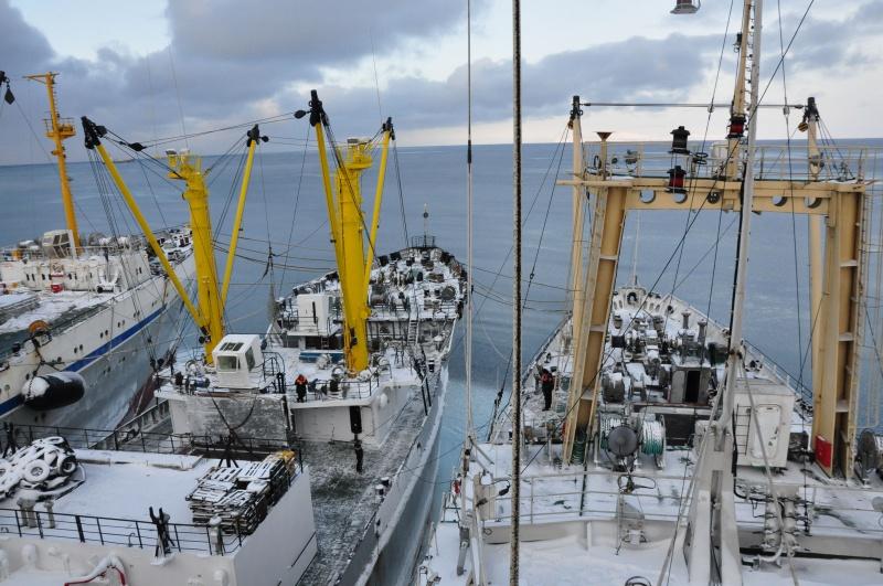 Обсуждается стратегия развития рыбопромыслового флота на Каспии