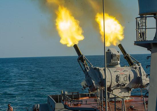 Внезапная проверка боевой готовности Каспийской флотилии