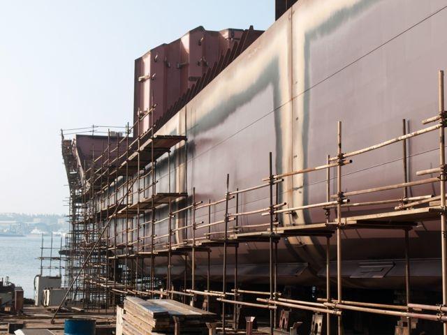 Судостроительный кластер появится в Астрахани — ИА REGNUM