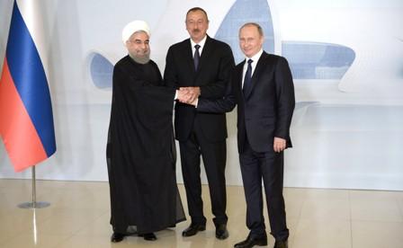 Тегеран заинтересован во втором раунде встречи Россия — Азербайджан — Иран