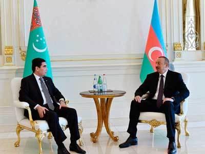 Азербайджан – Туркменистан: прагматическое сближение?