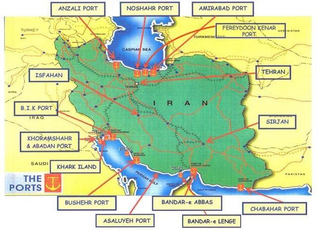 Индия профинансирует важный инфраструктурный объект коридора «Север-Юг»