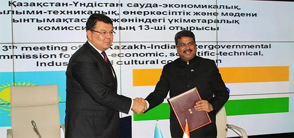 Индия наращивает свое присутствие на Каспии