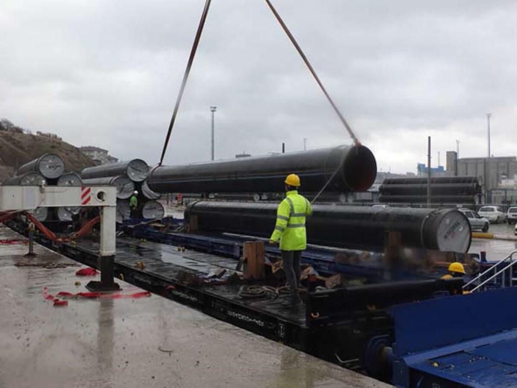 Строительство «Южного газового коридора» реализуется «ударными» темпами