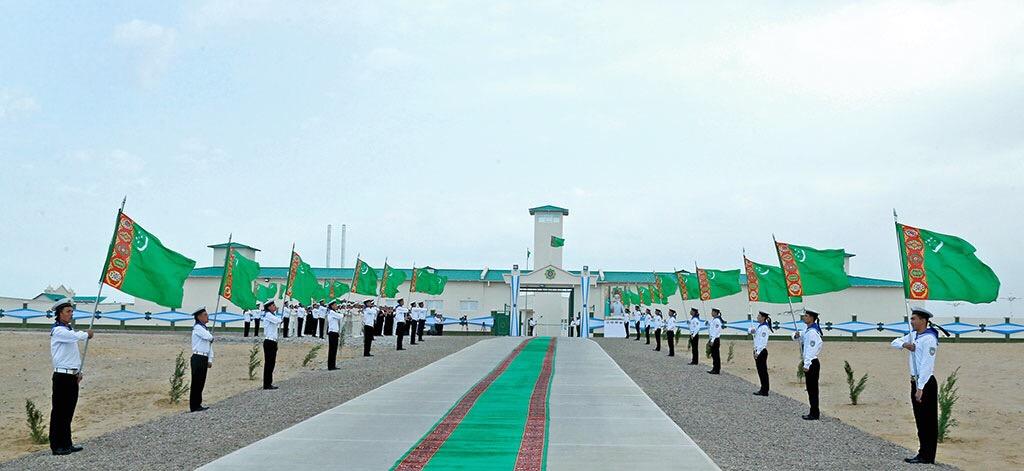 Туркменистан уделяет особое внимание вопросам обеспечения безопасности в Каспийском регионе