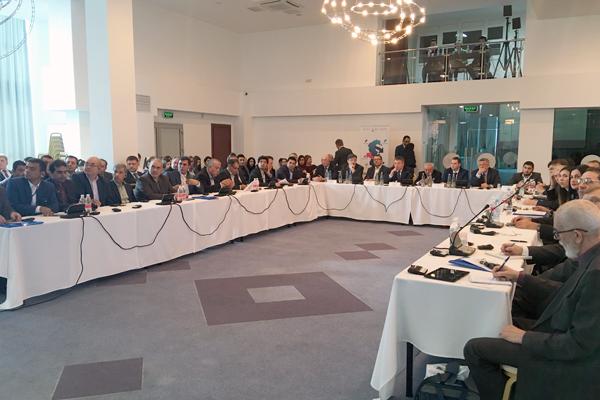 Обзор XVI заседания Международного совета делового сотрудничества «Деловой Каспий» — часть 2.