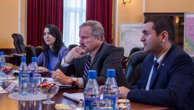 Представители США и Азербайджана обсудили Южный газовый коридор