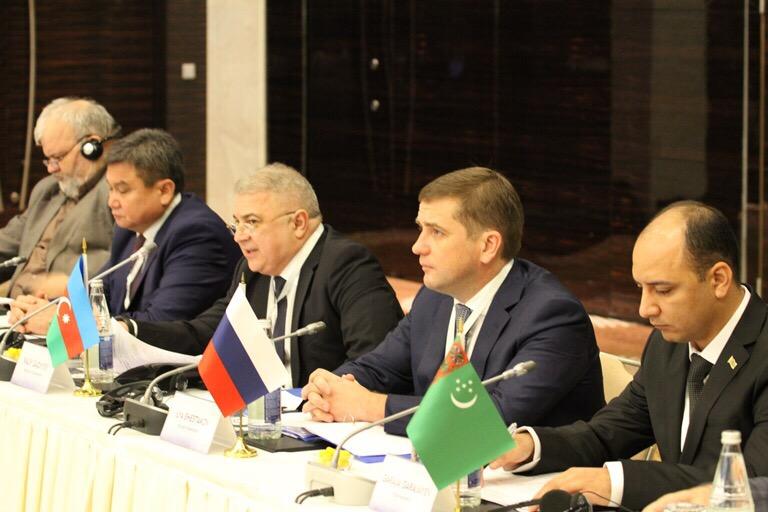 В Баку начала работу первая сессия Комиссии по водным биоресурсам Каспийского моря