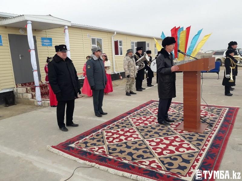 Казахстан укрепляет национальный потенциал в сфере безопасности