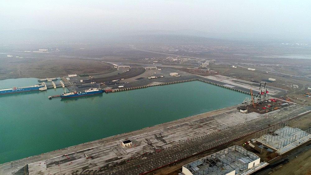 Баку претендует на роль ключевого хаба на Каспии