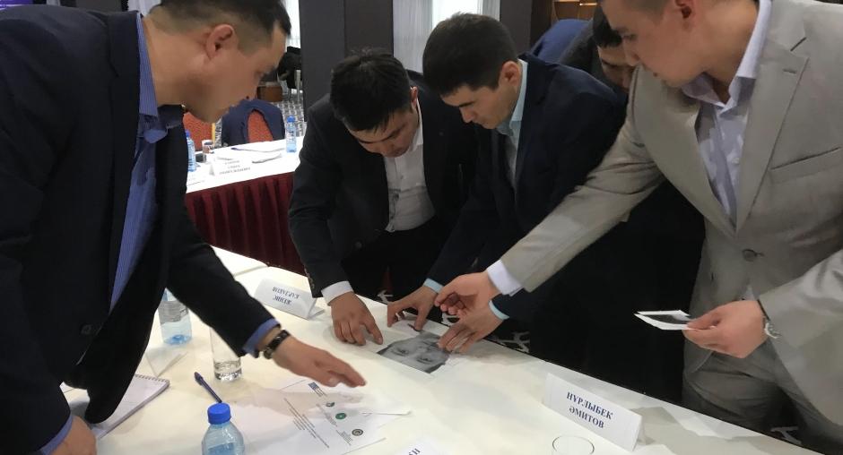 Офис программ ОБСЕ провел учебный курс для пограничников Казахстана