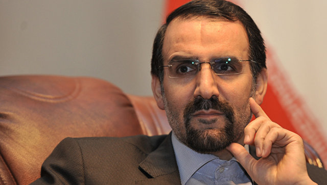 Посол Ирана Мехди Санаи обозначил приоритеты сотрудничества с Россией в сфере безопасности