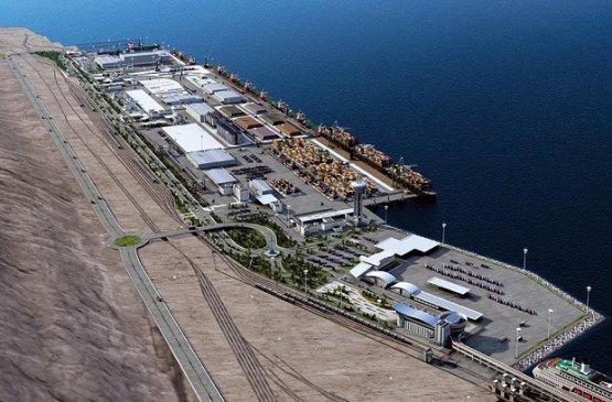2 мая будет введён в строй Туркменбашинский международный морской порт