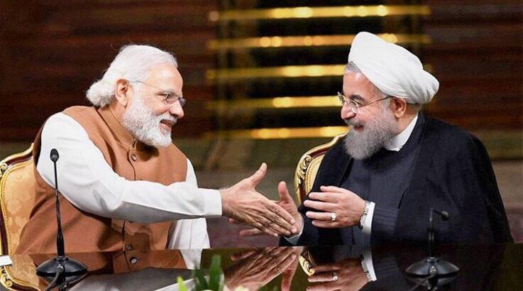 К визиту президента Ирана в Индию