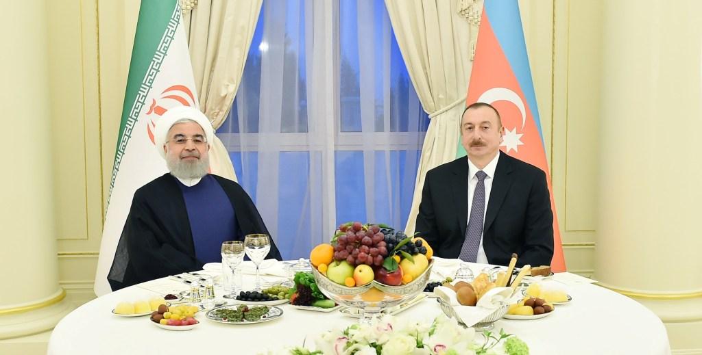 О чем договорились президенты Азербайджана и Ирана в Баку