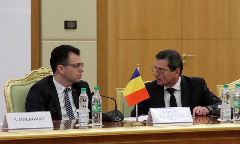 Ашхабад и Бухарест укрепляют торгово-экономическое сотрудничество