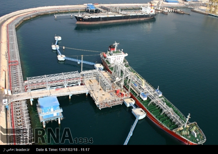 Иран получил более 3,5 млн. барр. нефти из прикаспийских государств