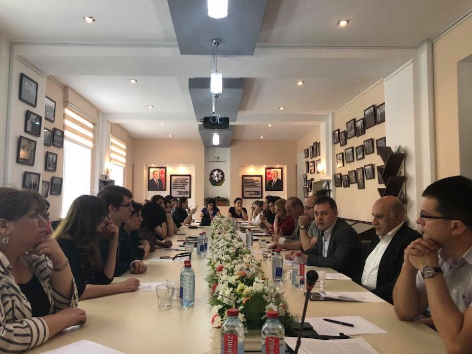 Будущее сотрудничество России и Азербайджана в руках молодежи