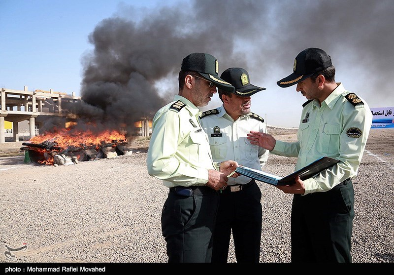 На Каспии сохраняется угроза незаконного оборота афганских наркотиков